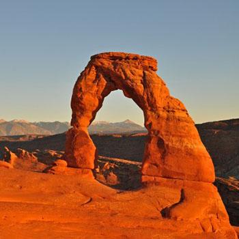 USA Reise - Arches National Park