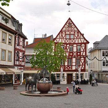 Ausflugstipp Altstadt von Alzey
