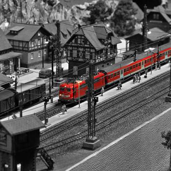 Modelleisenbahn Museum Eisenbahnwelt Odenwald