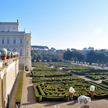 Geheimtipp Villa Doria Pamphilj in Rom