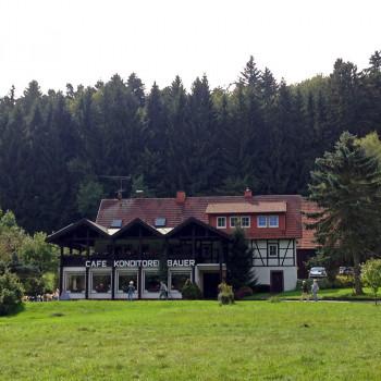 Konditorei Bauer das Kuchenparadies im Odenwald