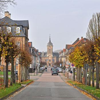 Residenzschloss in Bad Arolsen