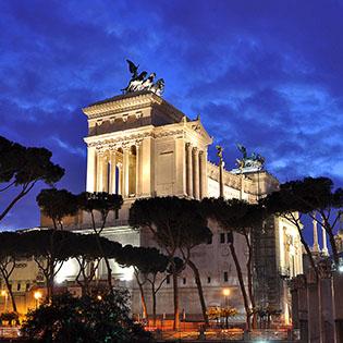 Rom: Reise an Silvester