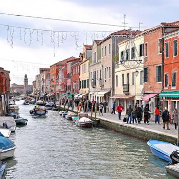 Murano die Insel der Glasbläser