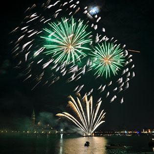 Urlaub Venedig - Tag 4 Silvesterfeuerwerk