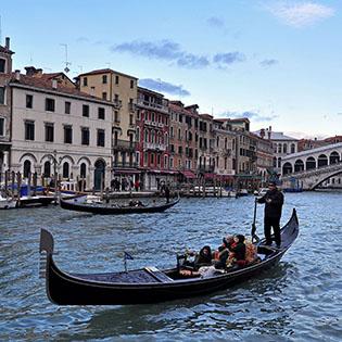 Venedig: Spaziergang durch Dorsoduro