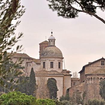 Basilika Santi Giovanni e Paolo in Rom