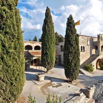 Ritterkirche von Filerimos auf Rhodos