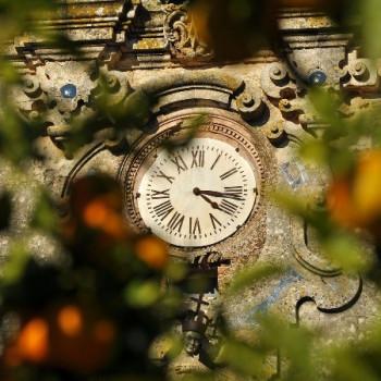 Alte Uhr in  Arcos de la Frontera