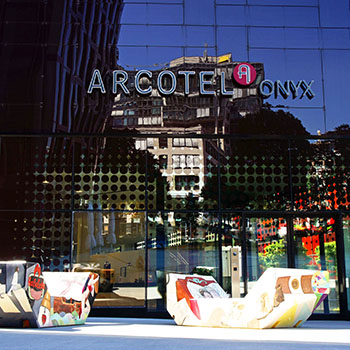 Hotel Arcotel Onyx Hamburg Deutschland