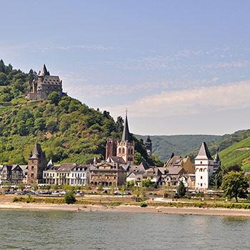 Loreleyfahrt im Rheingau mit dem Schiff