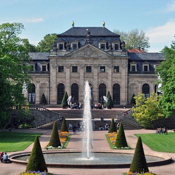 Orangerie im Schlossgarten Fulda