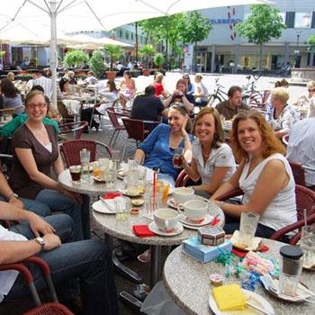 Geburtstagsbrunch im Cafe Extrablatt Darmstadt