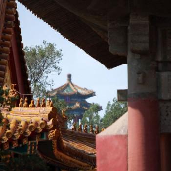 Aussichtspunkt Peking - der Kohlehügel