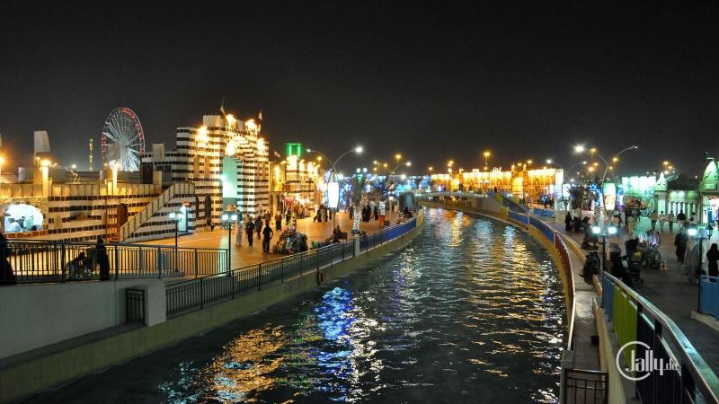 Global Village - der Jahrmarkt in Dubai