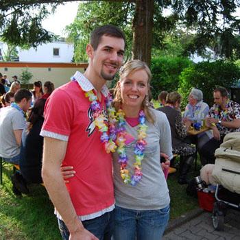 30. Geburtstag Ina in Darmstadt