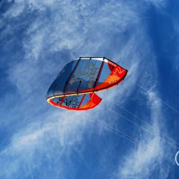 Kite Drachen in Wiek auf Rügen