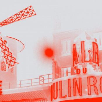 Mulin Rouge Wallpaper Paris