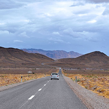Reisevideo - Fahrt von Taroudannt nach Agdz
