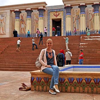 Reisevideo Ouarzazate und Atlas Filmstudio